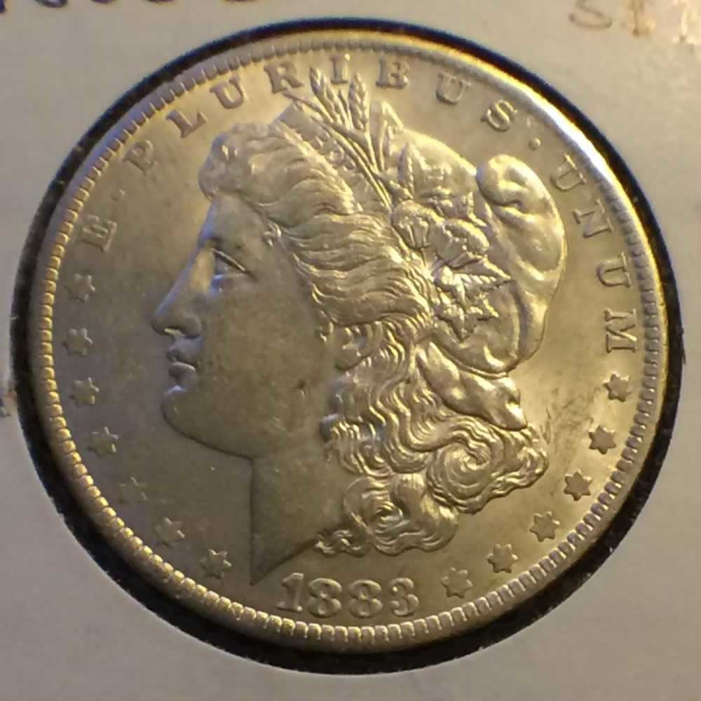 1883 O Us 1878 1921 Morgan Silver Dollar Ofcc