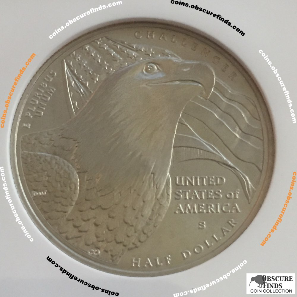 US 2008 S Bald Eagle Clad Half-Dolla ( 50C ) - Reverse
