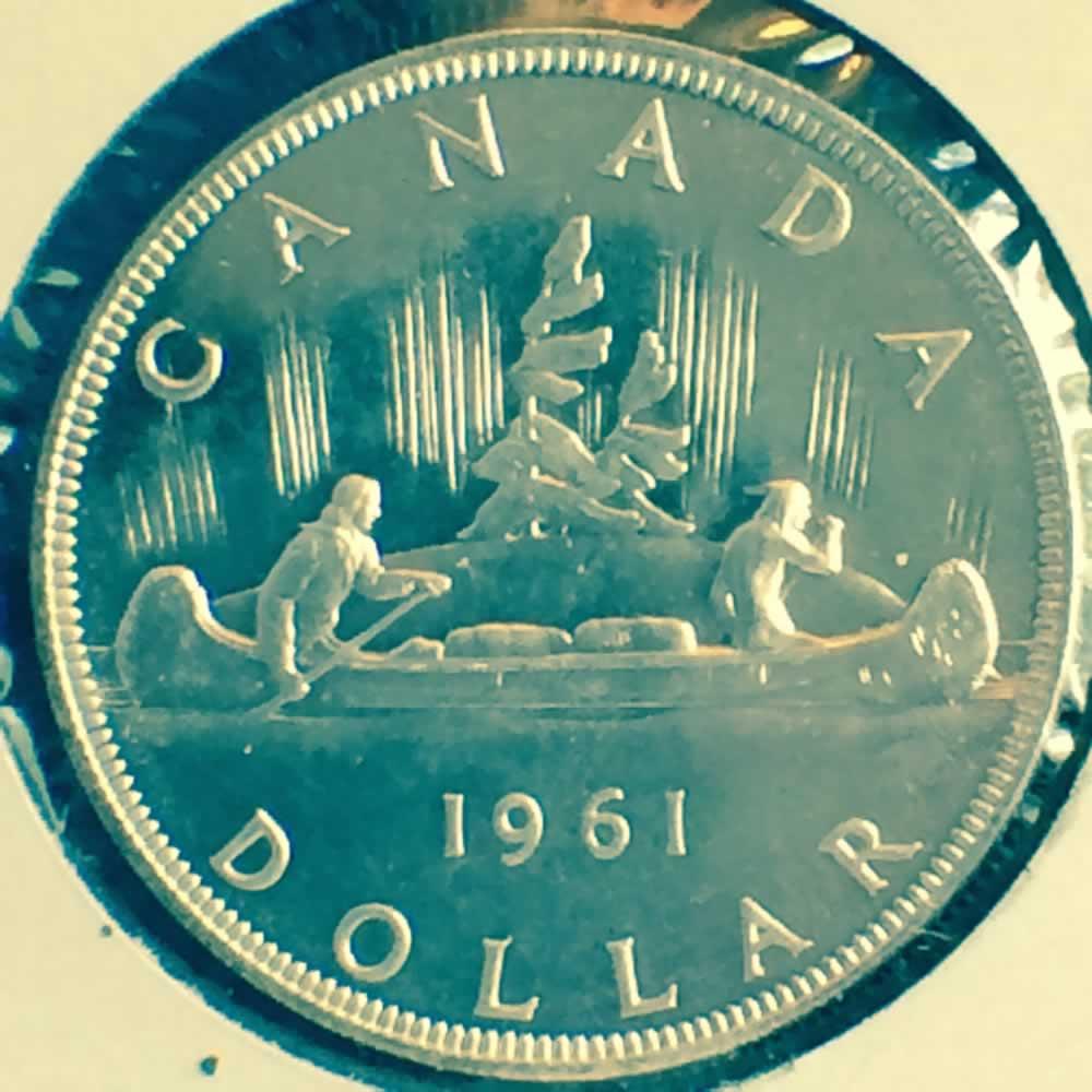 1961 Canada 1953 1963 Elizabeth Ii Canadian Silver