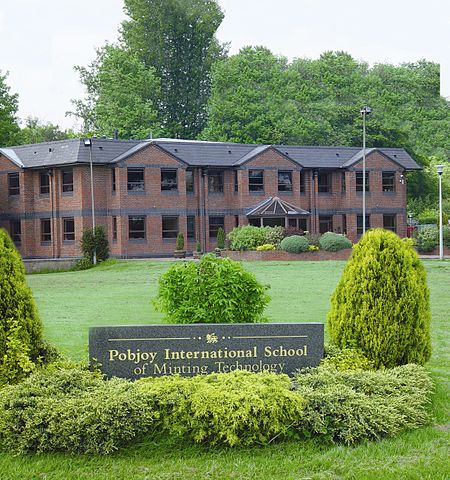 Pobjoy Mint Building