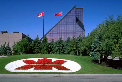 Winnipeg Mint, Manitoba Canada
