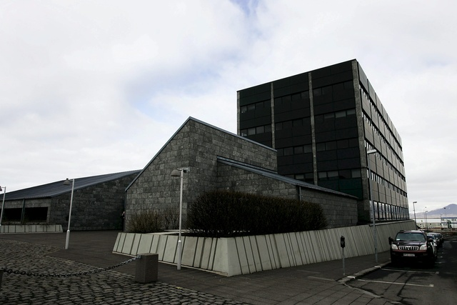 The Central Bank of Iceland Building